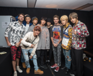 BTS and The Chainsmokers September 12, 2017