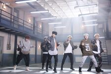 MIC Drop MV Shooting 11
