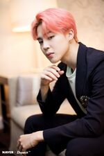 Jimin Naver x Dispatch May 2019 2