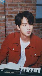 Jin MEDIHEAL X BTS 4