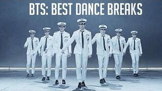 BTS Best Dance Breaks
