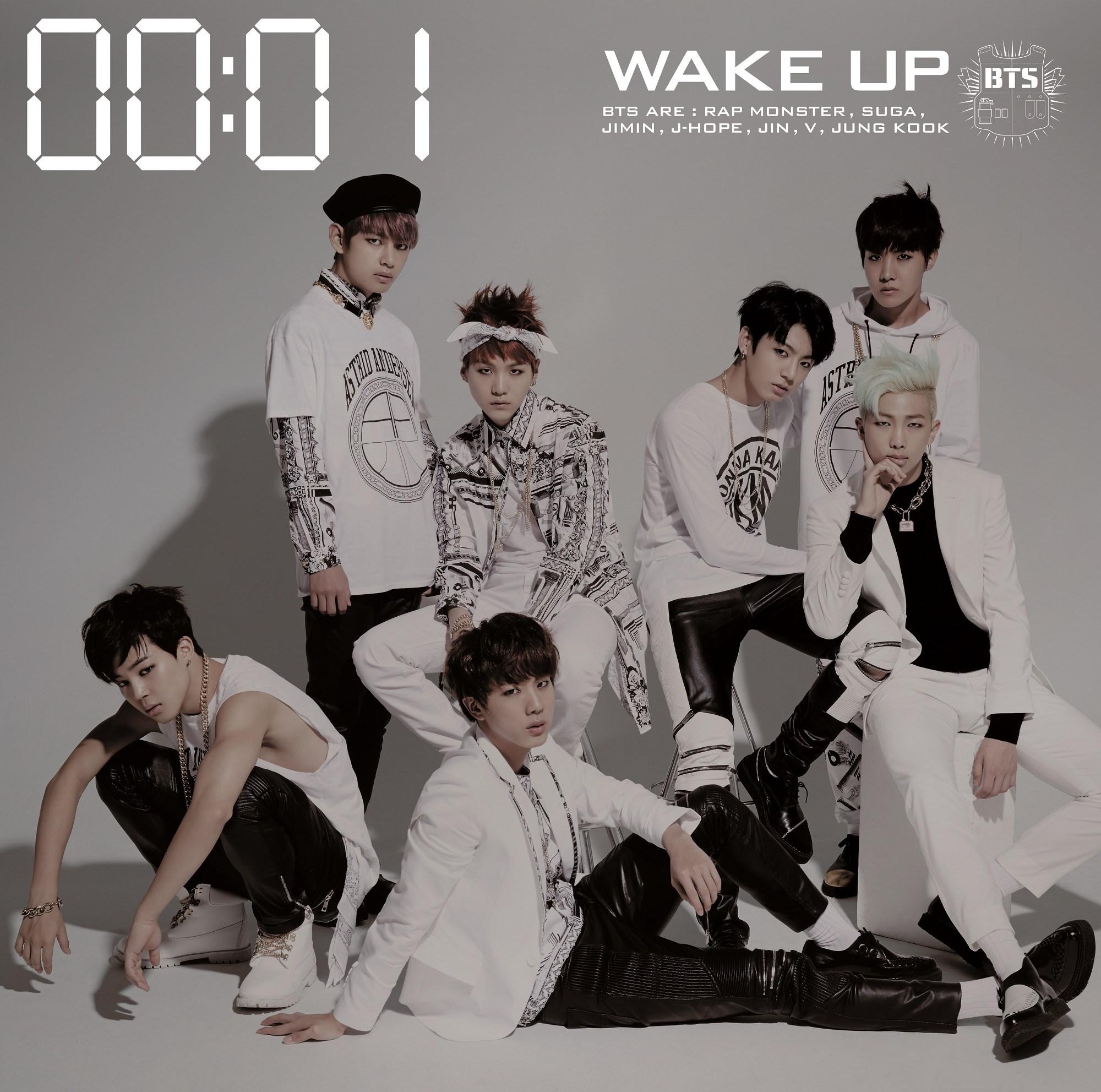 Wake Up Album Bts Wiki Fandom