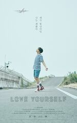 J-Hope Love Yourself Teaser Poster