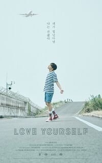 J-Hope Love Yourself Teaser Poster
