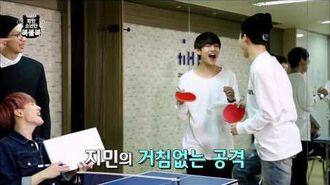BTS in NAVER STAR CAST 방탄소년단의 복불복 4