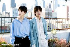 Jimin and V Naver x Dispatch June 2018 (1)