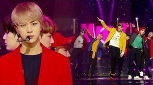《Comeback Special》 BTS (방탄소년단) - Am I Wrong @인기가요 Inkigayo 20161016