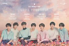 BTS Love Yourself Tour Asia