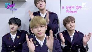 IDOL ARCADE(대기실 옆 오락실) BTS(방탄소년단)비하인드 영상! Spring Day(봄날)(큐트ver