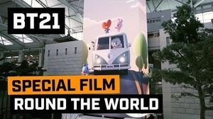 BT21 Round-the-World Journey