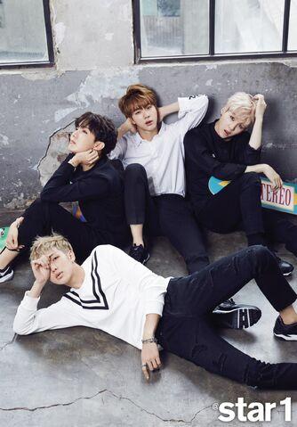 File:J-Hope, Jin, Suga and Rap Monster star1 Magazine Oct 2015.jpg