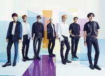 BTS FAKE LOVE Airplane