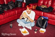 J-Hope RollingStone 19 Dec 2017