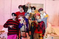 BTS Map of the Soul Persona Shoot (4)