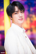 Jin Boy With Luv Shoot (9)