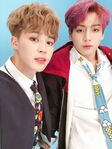 Jimin and Jungkook Twitter Aug 17, 2018