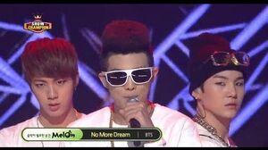 BTS - No More Dream, 방탄소년단 - 노 모어 드림 Show Champion 20130710