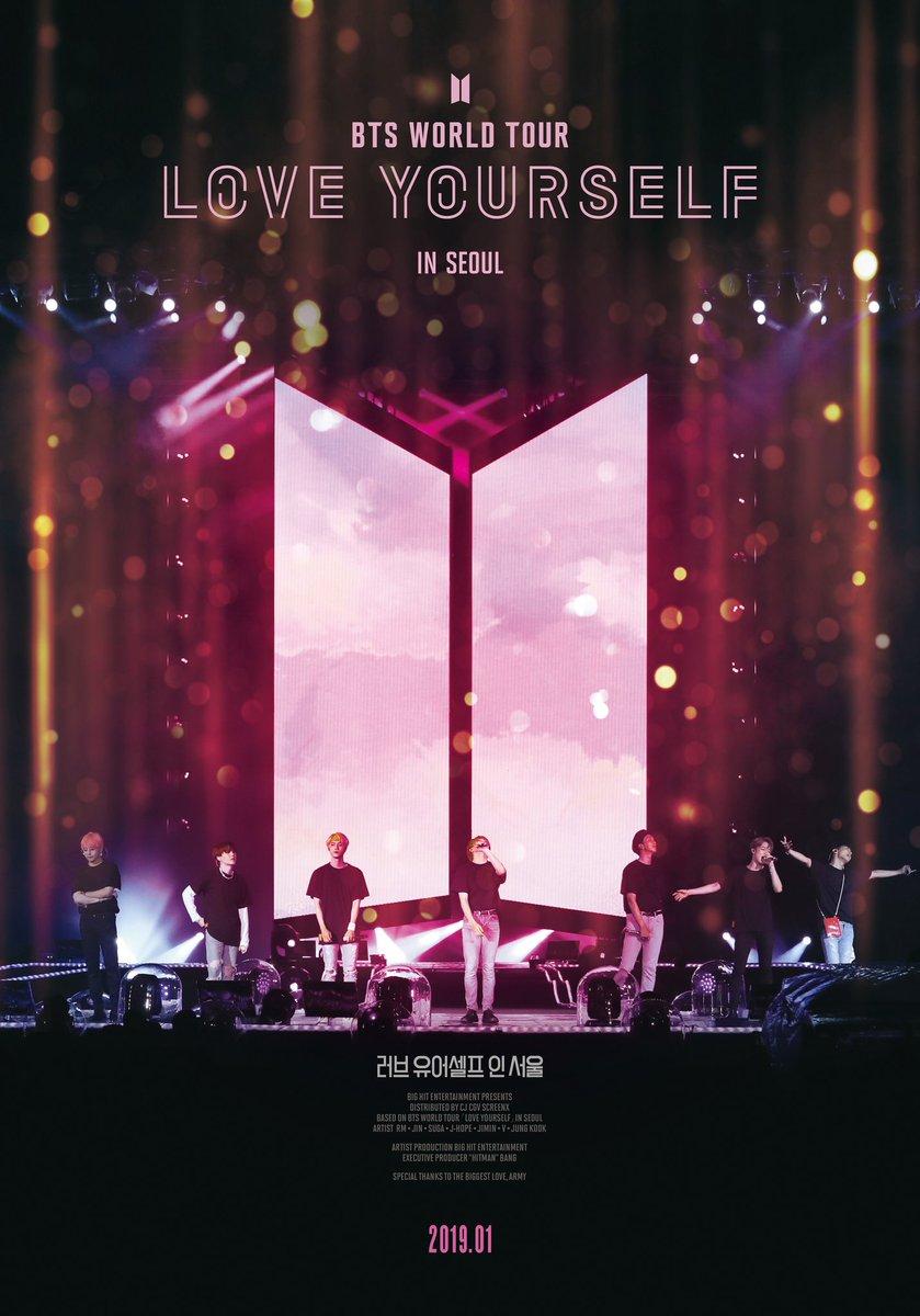 BTS World Tour: Love Yourself in Seoul   BTS Wiki   FANDOM