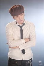 Boy In Luv MV Shooting 2