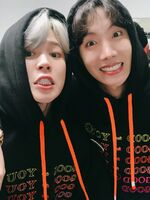 Jimin and J-Hope Twitter Feb 18, 2019 (2)