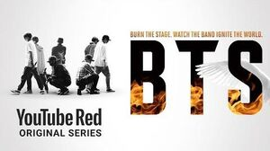 Official Trailer BTS Burn The Stage