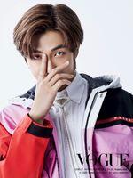 RM Vogue Japan Magazine August 2020