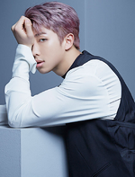 Rap Monster BS&T Japan