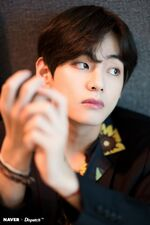 V Naver x Dispatch May 2019 7