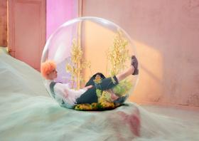 Jin Love Yourself Answer Concept Photo E Version