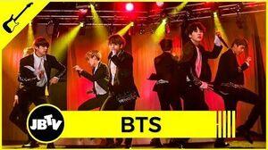 BTS (방탄소년단) - Fire Live @ JBTV