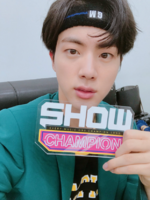 Jin at Show Champion 170926