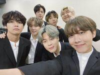 BTS Official Weibo Nov 30, 2019 2