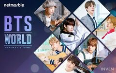 BTS World Promo Picture