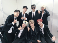 BTS at MAMA 2017 Official Twitter Dec 1, 2017 (2)