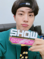 Jin at Show Champion 170926 (2)