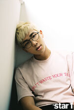Rap Monster star1 Magazine Aug 2016