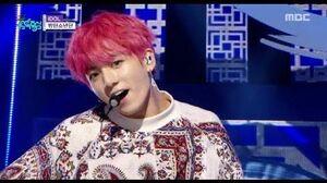 HOT BTS - IDOL, 방탄소년단 - IDOL Show Music core 20180908