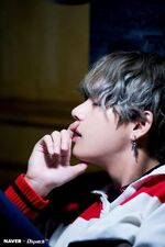 V Love Yourself Her Shoot (12)