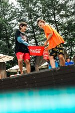 V and RM Coca Cola Korea Aug 2018 (2)