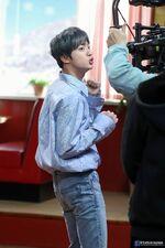 Boy With Luv MV Shooting (8)