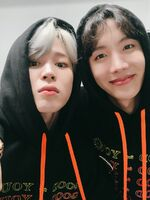 Jimin and J-Hope Twitter Feb 18, 2019 (1)