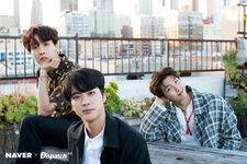 Jin, J-Hope and RM Naver x Dispatch June 2018 (1)