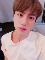 Jin Twitter Oct 10, 2018 (2)