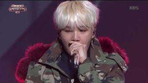 2017 KBS가요대축제 Music Festival - 방탄소년단 - BTS Cypher4 (BTS Cypher4 - BTS)