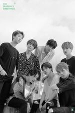 BTS 2020 Season Greeting Teaser Image