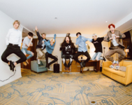 BTS and Steve Aoki Twitter Nov 24, 2017