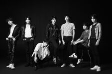 BTS Love Yourself Tear Concept Photo O Version