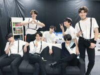BTS Twitter April 20, 2018