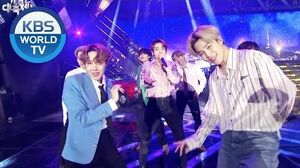 BTS (방탄소년단) - Boy With Luv (작은 것들을 위한 시) 2019 KBS Song Festival 2019.12