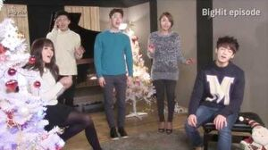 Episode Perfect Christmas with Bighit Artist